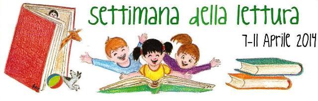 logo Settimana della Lettura 2014