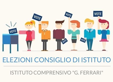 elezioni consiglio istituto