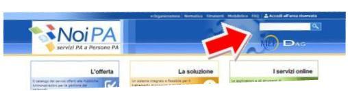 accesso sito NoiPA